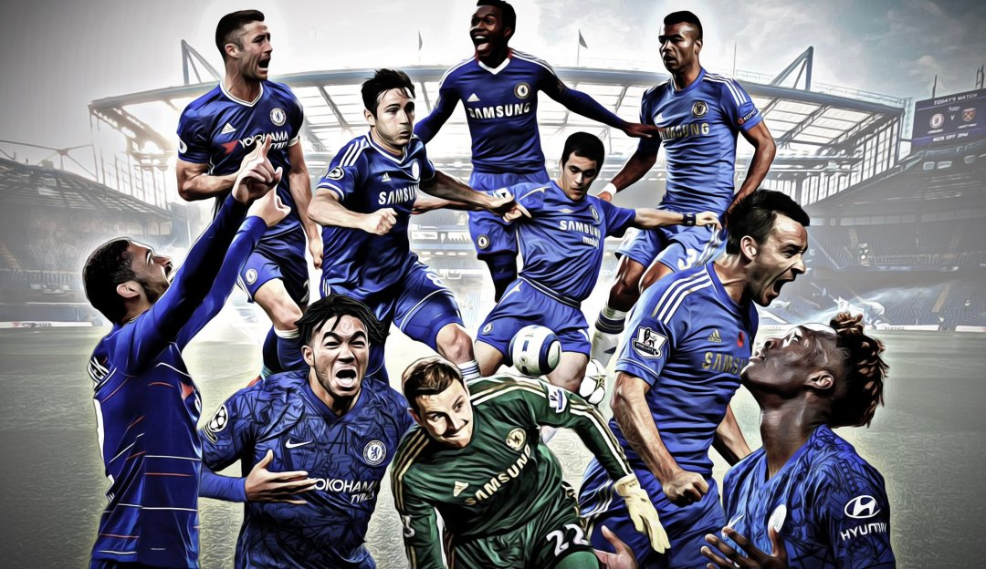 Chelsea S Best English Xi Abramovich Era All Things Chelsea