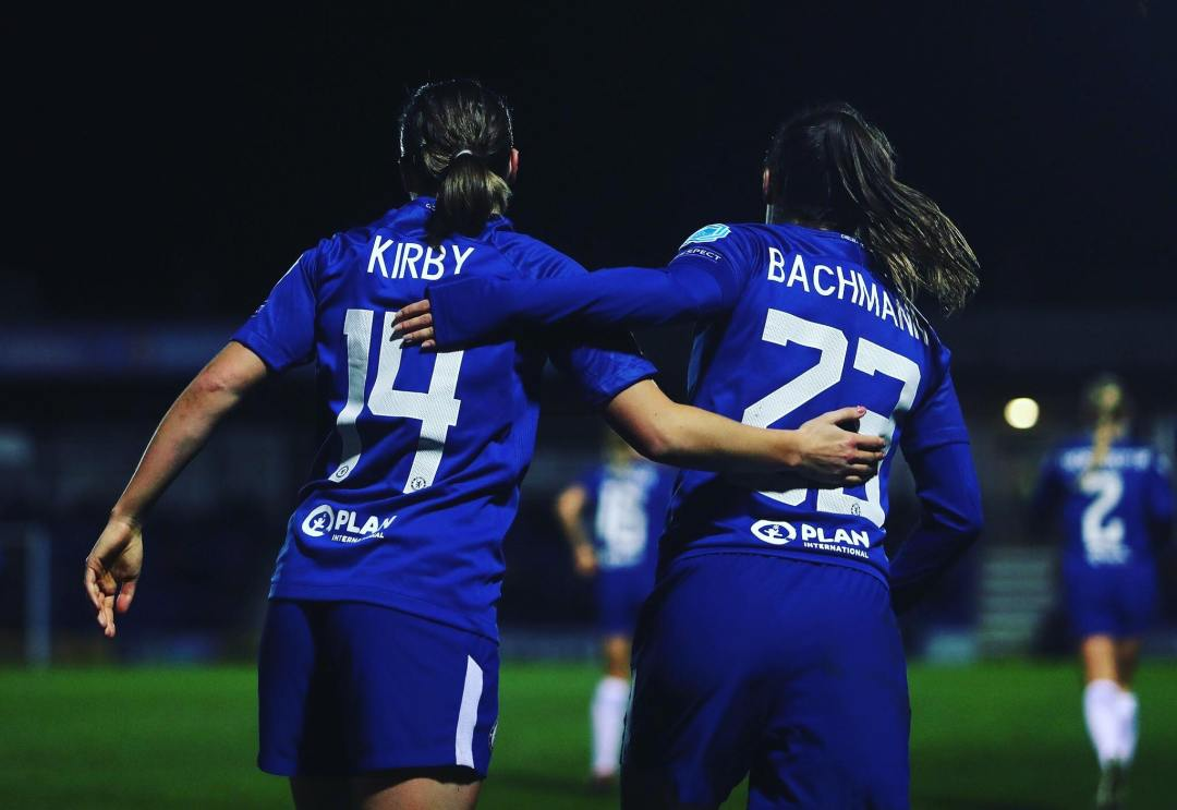 Chelsea Fc Women Celebrates 2 Million Followers On Instagram All Things Chelsea